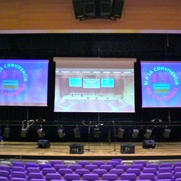 Sonorización Palau de Congresos