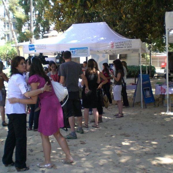 Día contra las drogas Conselleria de Sanitat