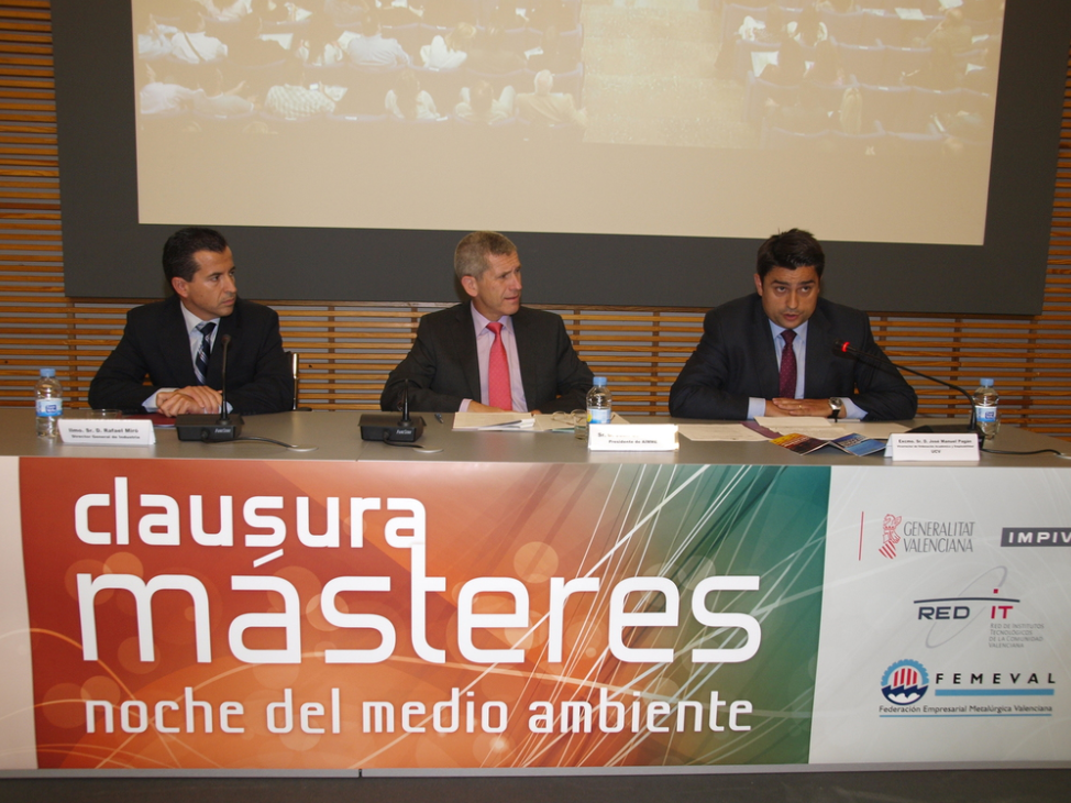 Gala Masters Aimme 2012
