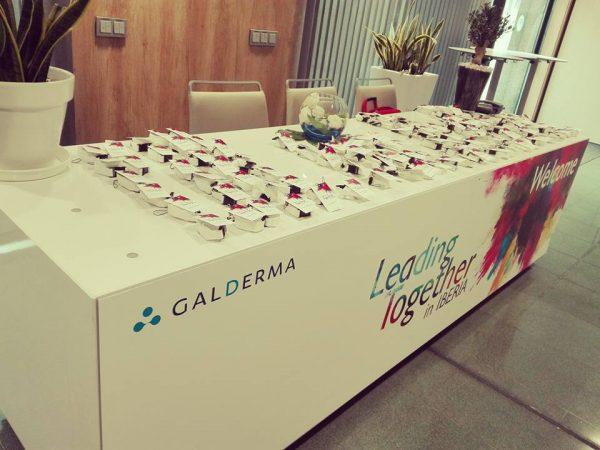 Kick of Meeting Galderma Madrid